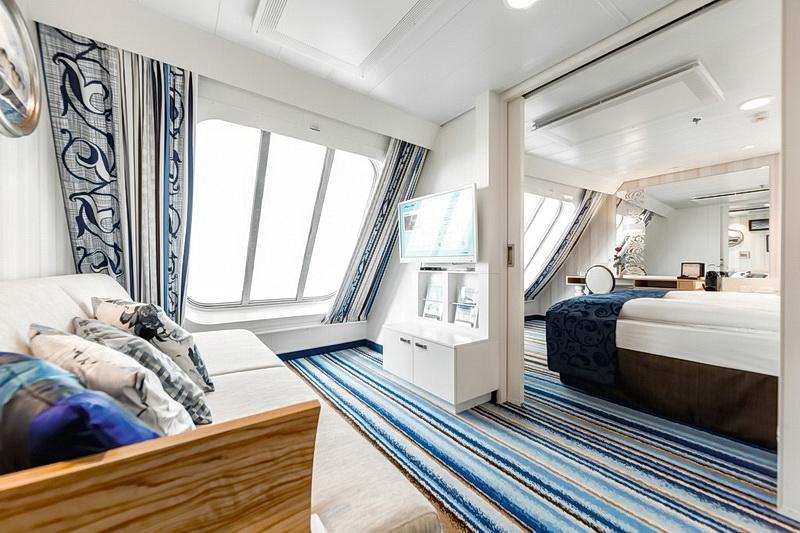 Mein Schiff 3 Kreuzfahrten Bilder Kabinen Deckplan