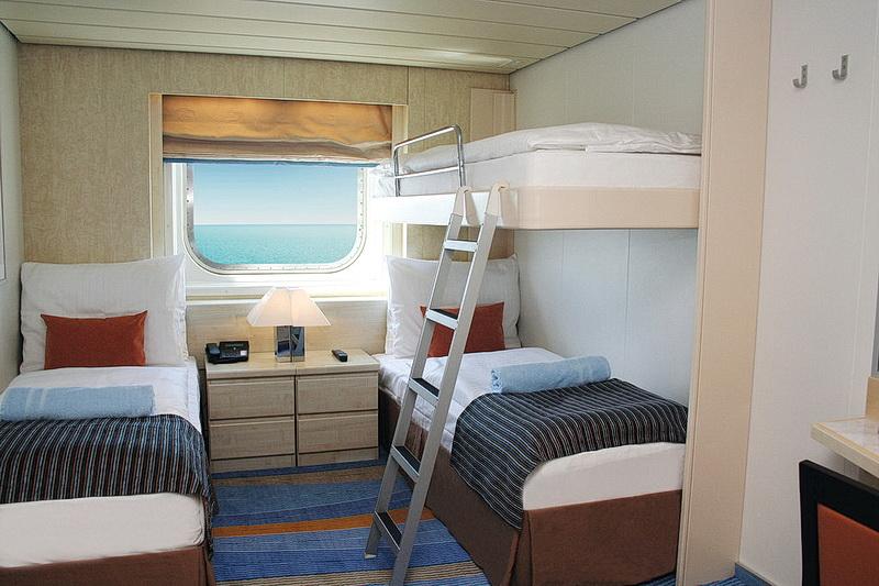 Mein Schiff 2 Kreuzfahrten Bilder Kabinen Deckplan