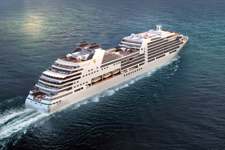 Seabourn Encore - Seabourn Ovation